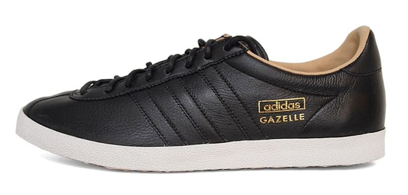 Gazelle Lace Up Trainers for Women