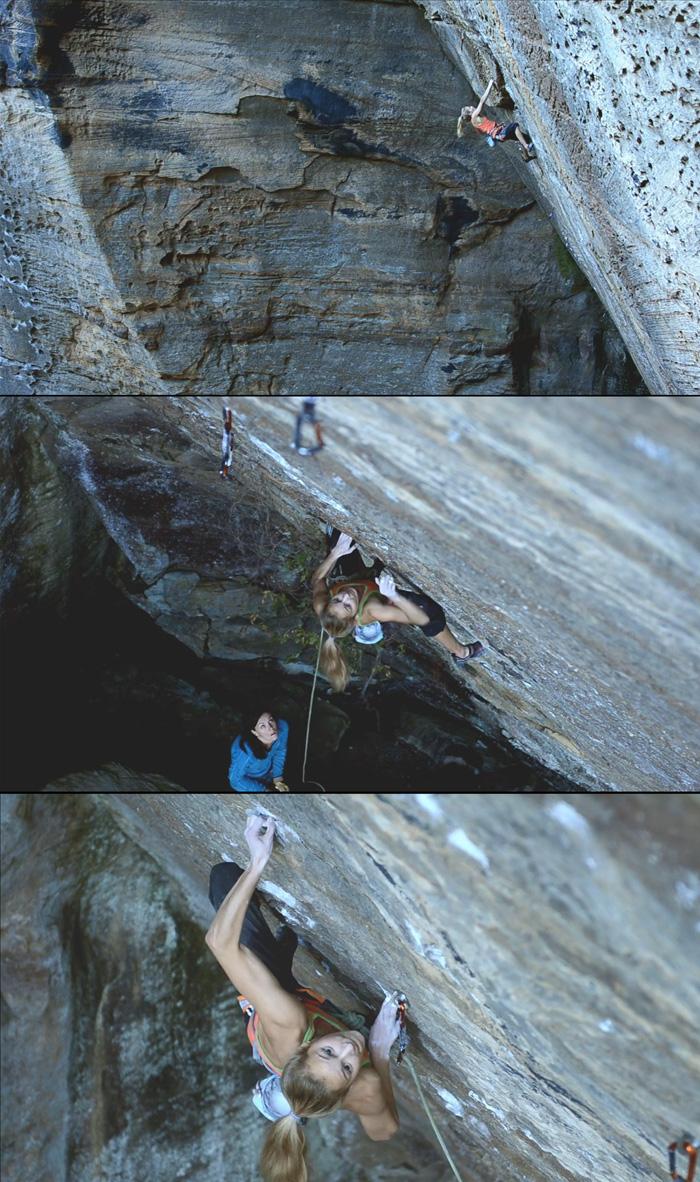 Sasha DiGiulian :: Professional Rock Climber