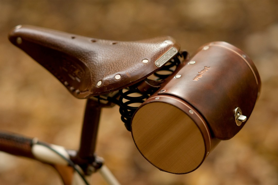 Seat Barrel Bag :: WalnutStudiolo