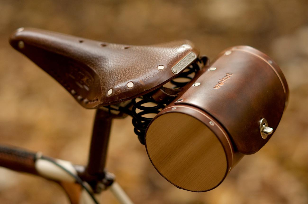 Seat Barrel Bag :: WalnutStudiolo