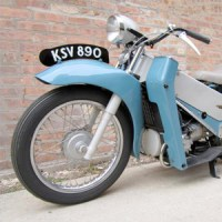1957 Velocette LE 200 :: eBay Sale