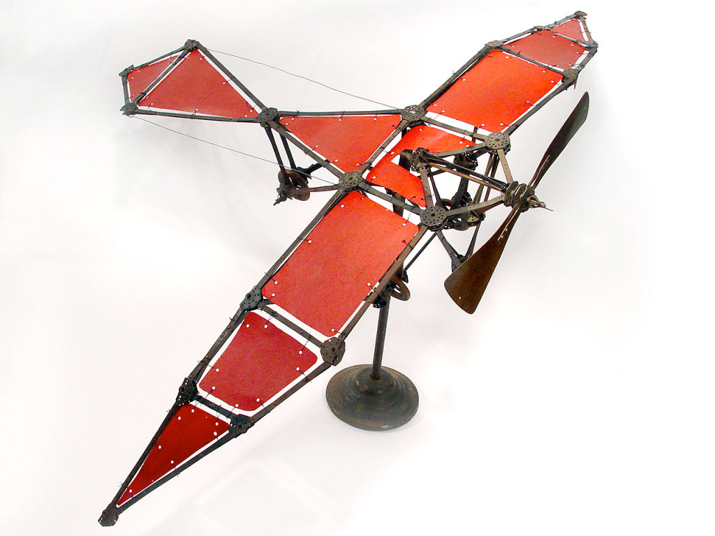 Early Airplane Model :: Germany 1900-1920 (1)