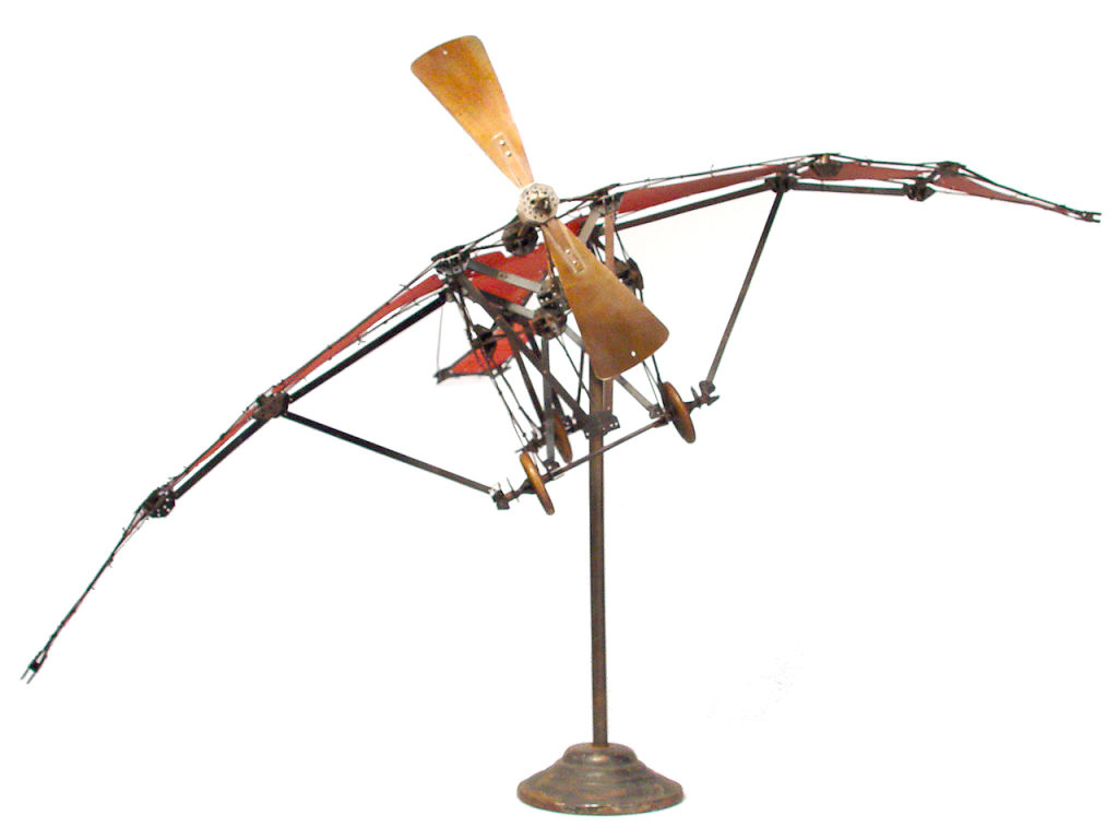 Early Airplane Model :: Germany 1900-1920 (2)