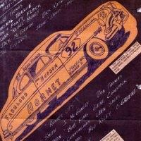 Hudson Hornet :: By Al Zuber