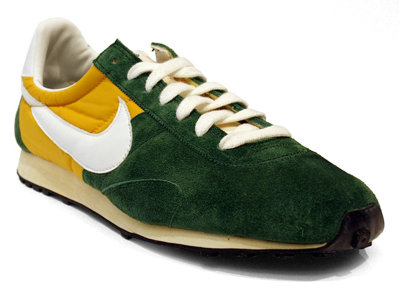 Nike Pre Montreal Racer VNTG - Pre Order :: Gorge Green & Yellow Orchid