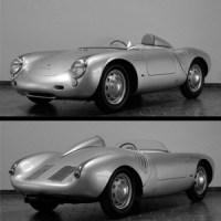 1957 Porsche RS 550A Spyder :: California Porsche Restoration