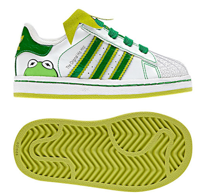 Superstar 2.0 Kermit Shoes