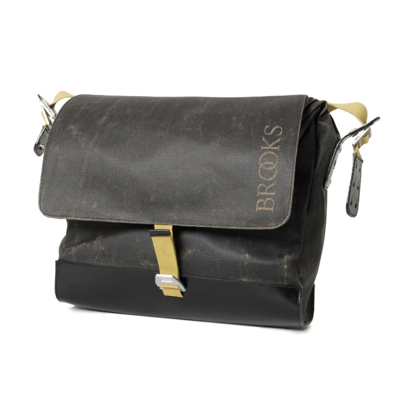 Brooks Brixton Casual Bag :: Asphalt (2)