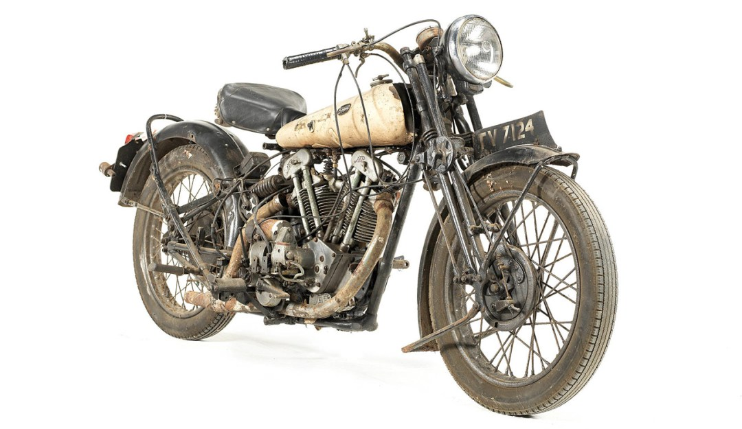1932 Brough Superior Black Alpine 680 (3)