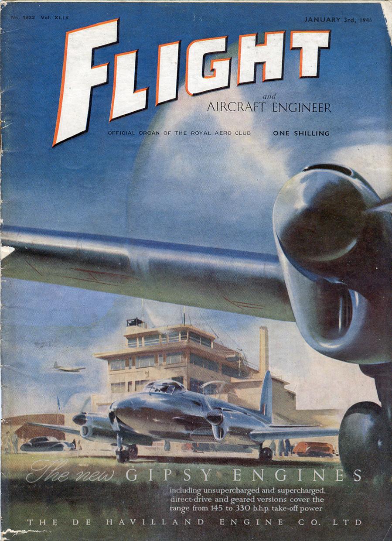 Vintage Airplane Magazines :: SpeedBirds (2)