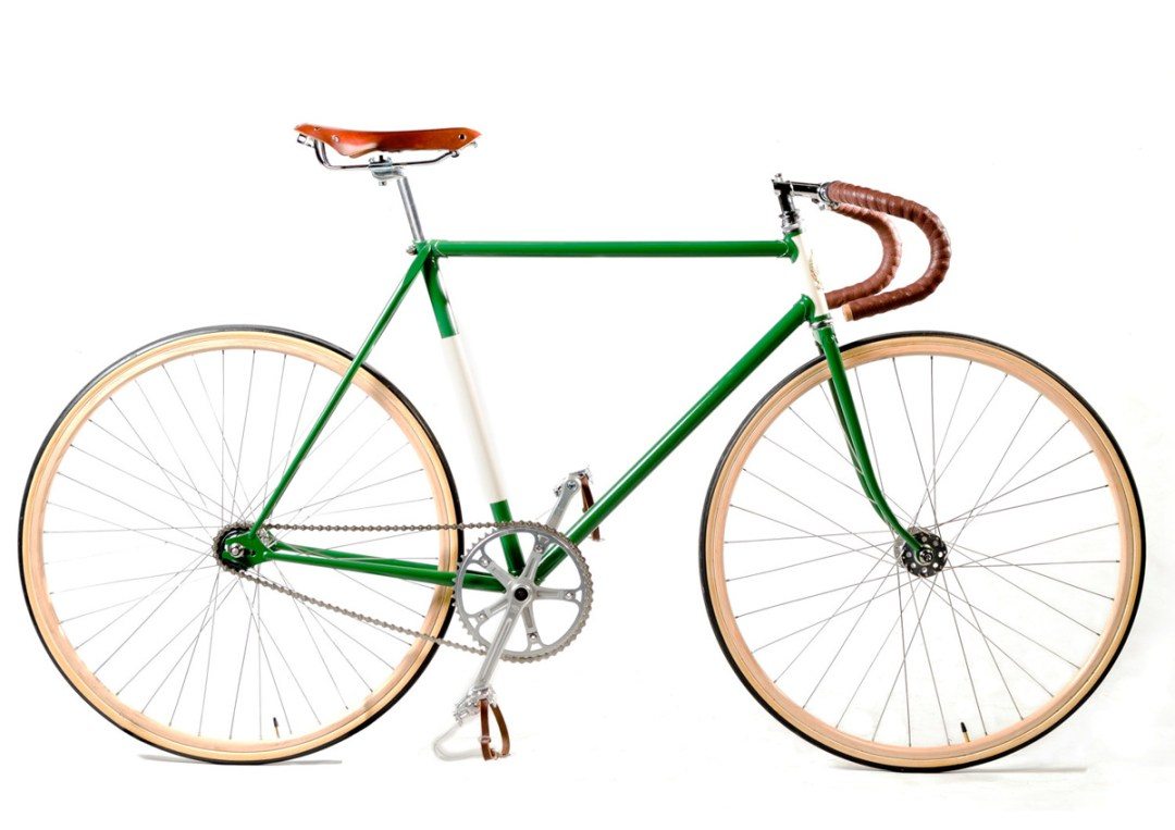 Vintage Track Bike :: Freddie Grubb Frame (1)