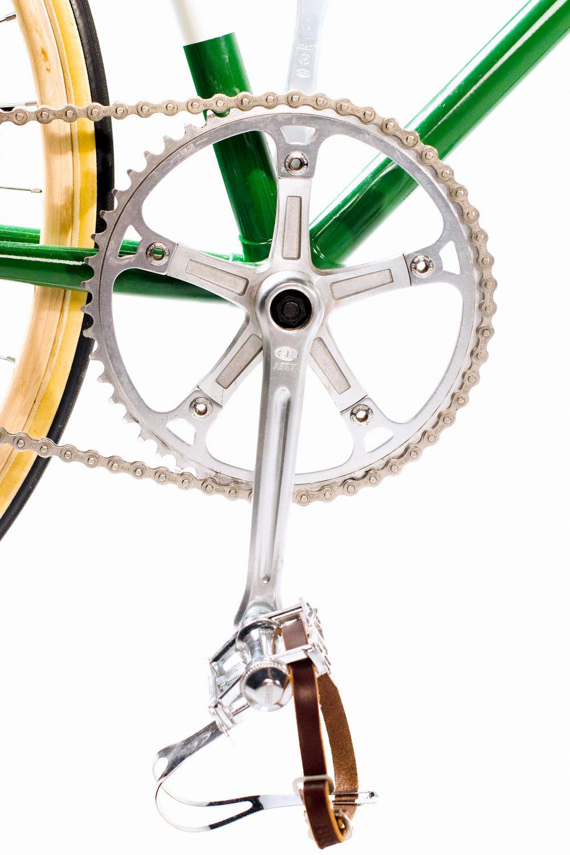Vintage Track Bike :: Freddie Grubb Frame (2)