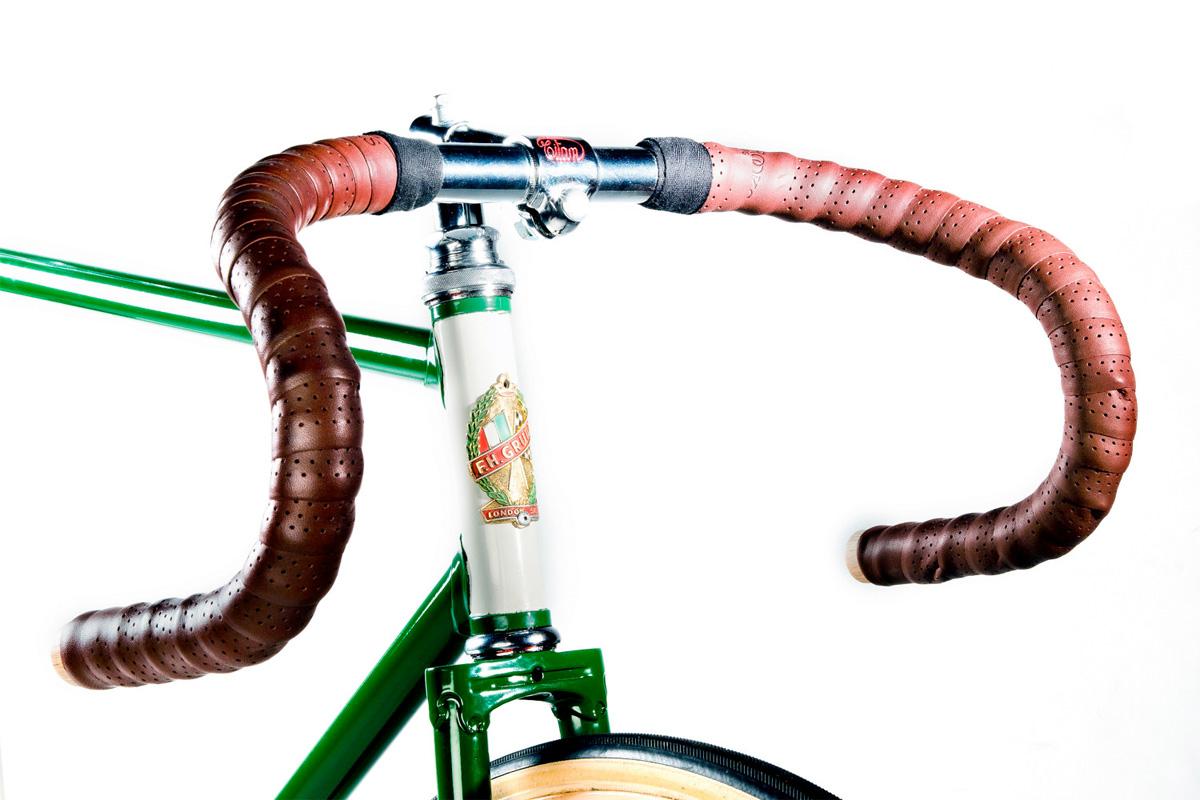 Vintage Track Bike :: Freddie Grubb Frame