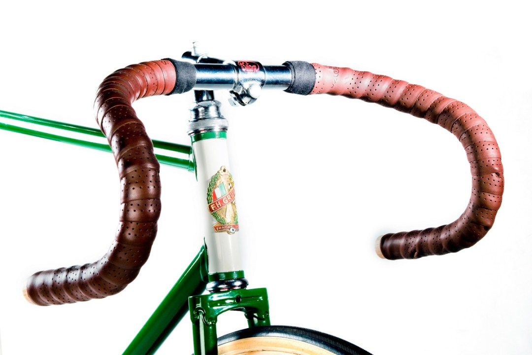 Vintage Track Bike :: Freddie Grubb Frame (5)
