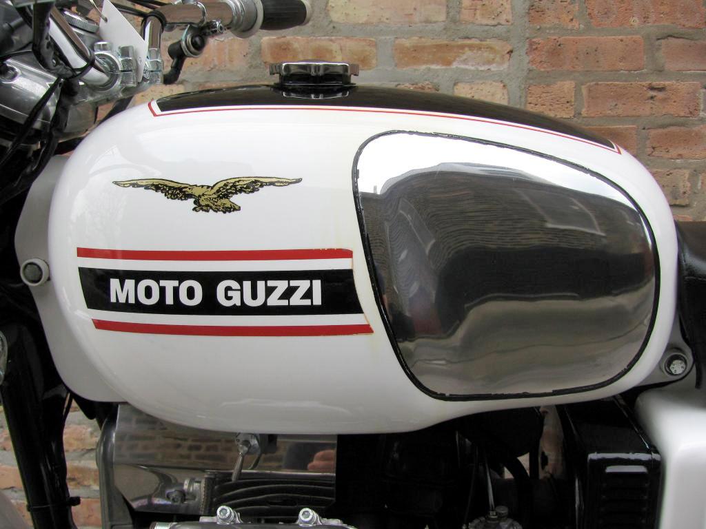 1969 Moto Guzzi A-Series Ambassador (3)