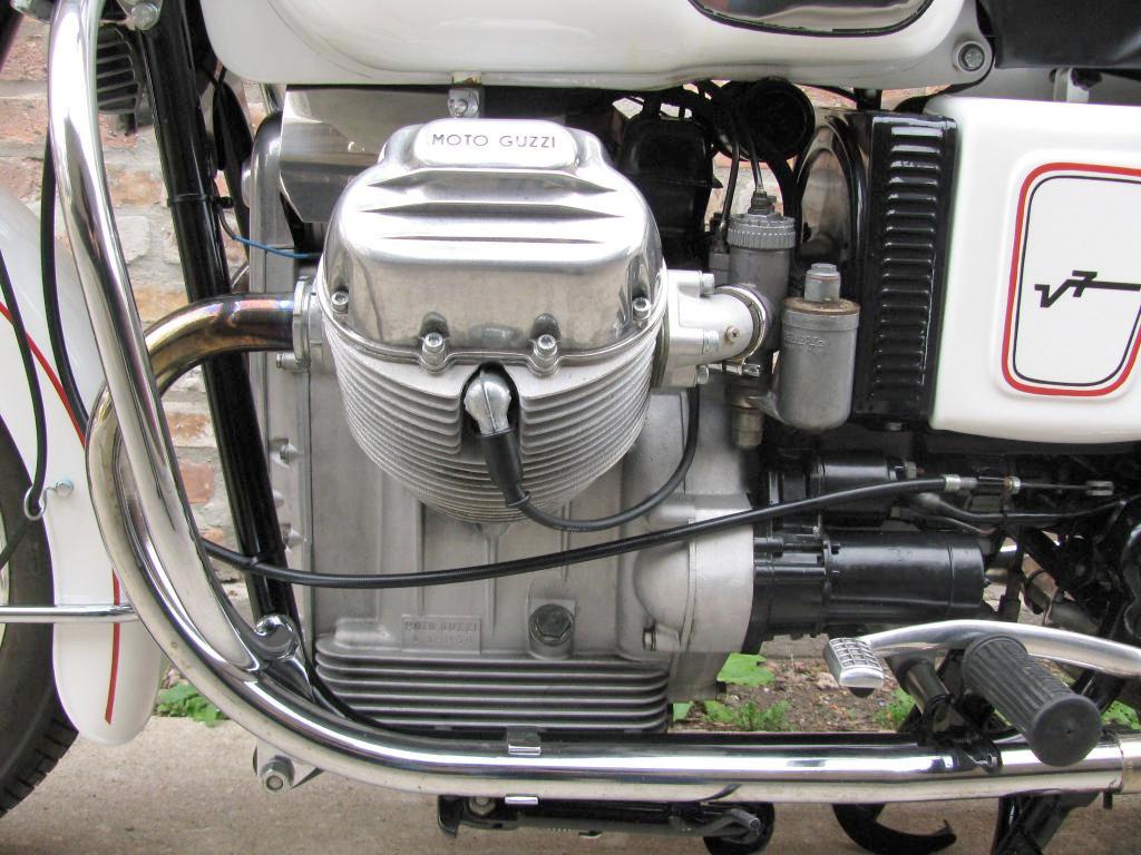 1969 Moto Guzzi A-Series Ambassador (4)