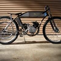 Sportsman Flyer :: Handcrafted Board Track Motorbikes