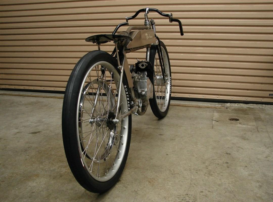 Sportsman Flyer :: Handcrafted Board Track Motorbikes (3)