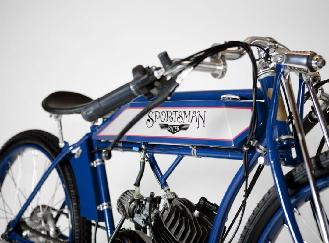 Sportsman Flyer :: Handcrafted Board Track Motorbikes (4)