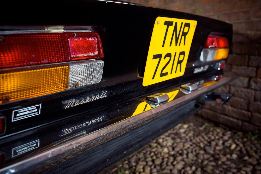 1977 Maserati Merak SS :: Silverstone Auctions (9)