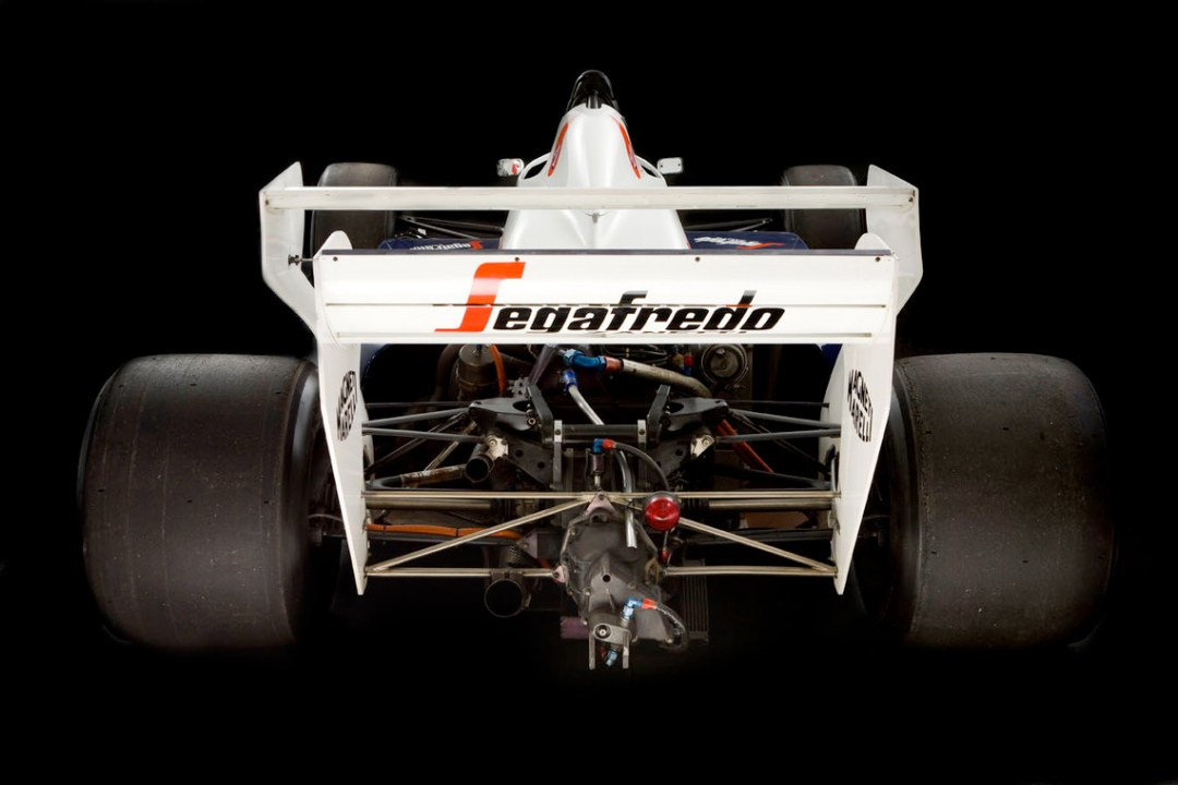 Senna's 1984 Toleman TG-184-2 :: Silverstone Auctions (4)