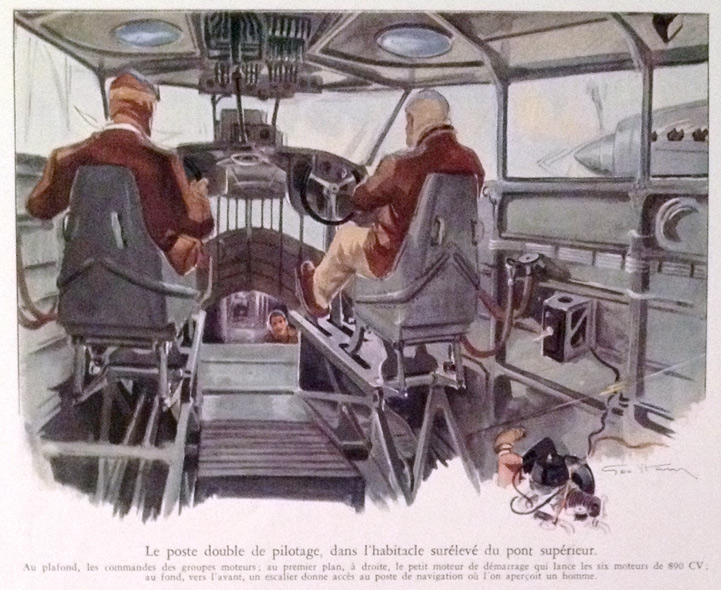 L'Hydravion A La Bouée :: Geo Ham