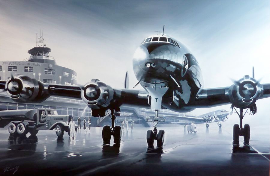Lucio Perinotto :: Aviation Artist (3)