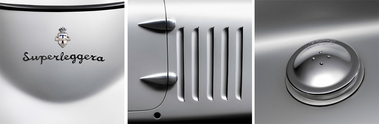 BMW 328 Mille Miglia Coupé Detail
