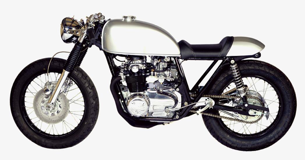 1974 CB 550 :: Kott Motorcycles