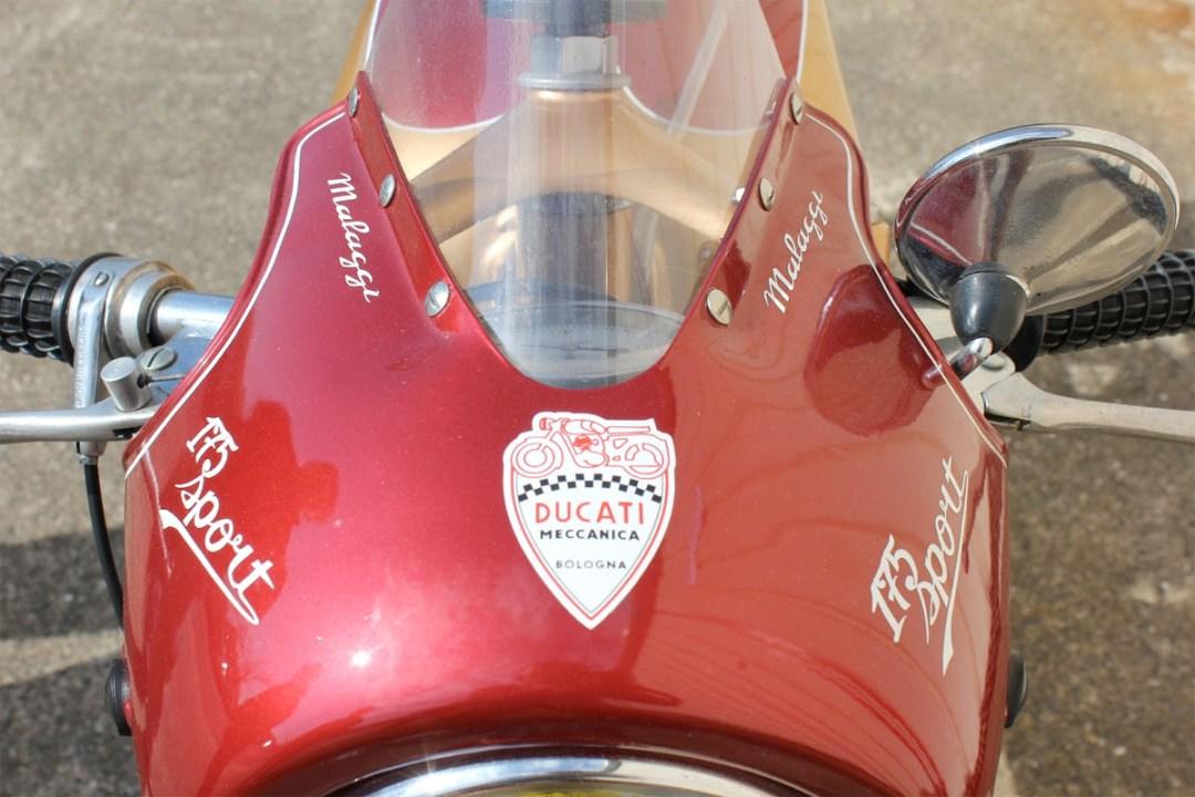 Ducati t175 / '61 :: Au 92/Bixente Moto
