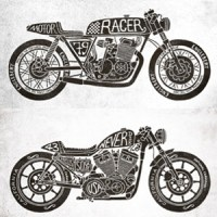 CAFE RACER MOTORCYCLES - CFRC