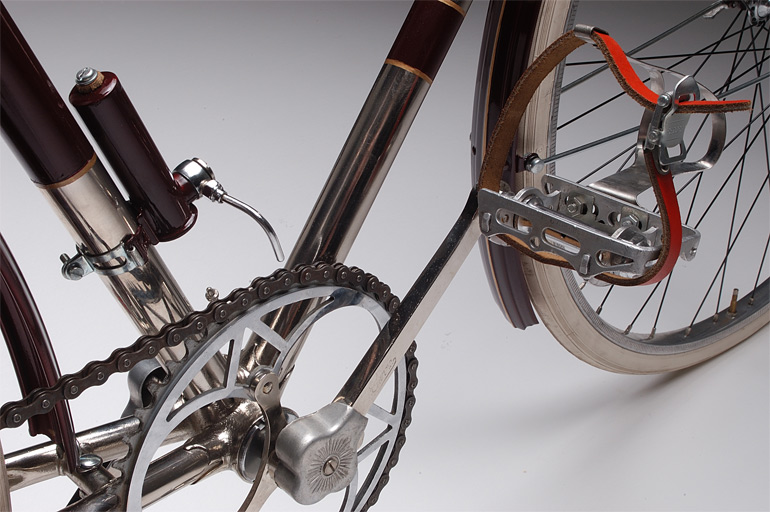 '47 Ganna Bicycle :: My Old Bicycle :: Franco Spernicelli (3)