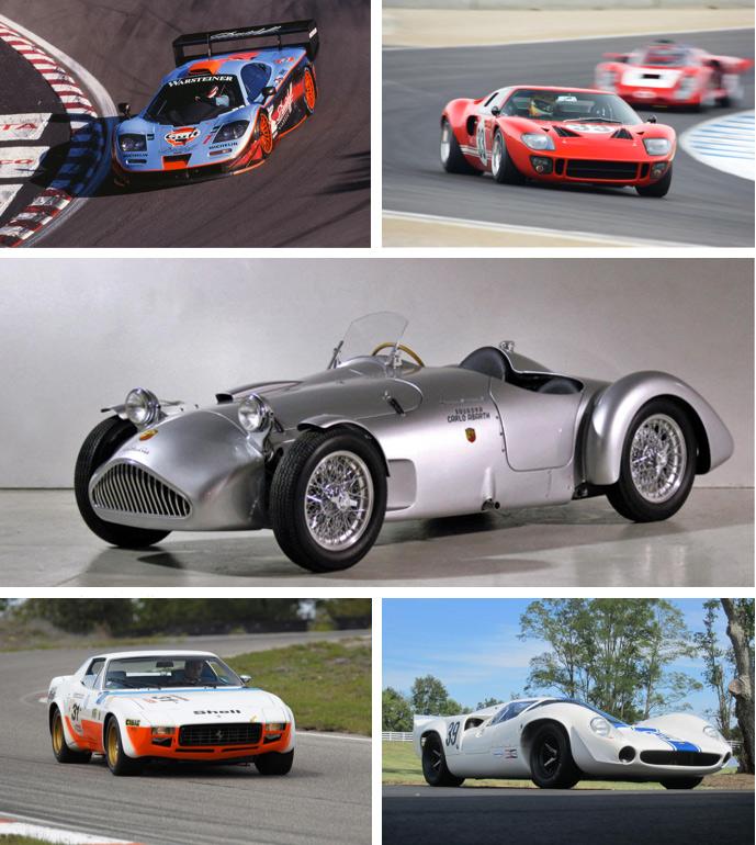 Top Five Priciest Motor Cars :: Bonhams Quail Lodge Sale