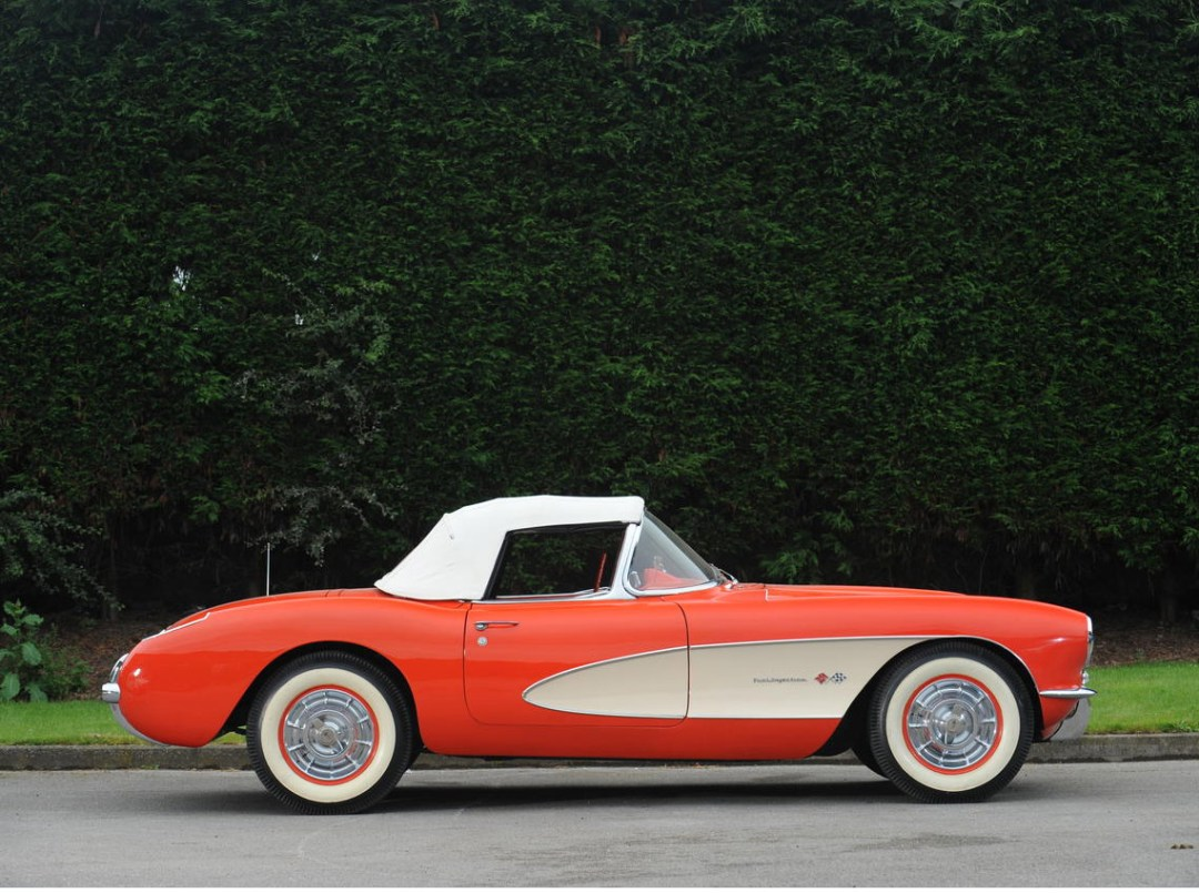 1957 Chevrolet Corvette Roadster (1)