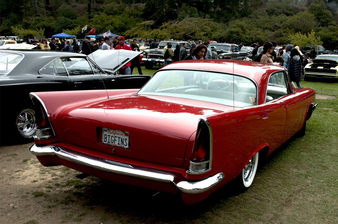1958 Chrysler Windsor :: Interview with owner Chuck Cushner