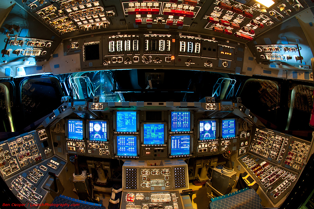 Flight Decks :: By Ben Cooper (2)