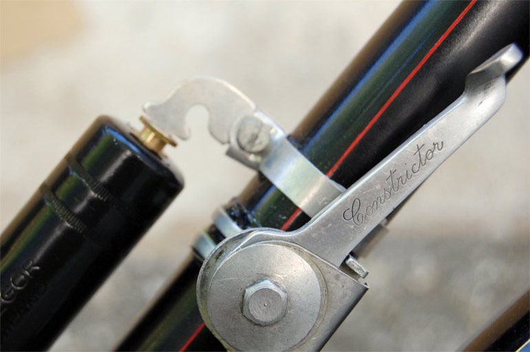 1940 Ancora Bicycle :: My Old Bicycle :: Franco Spernicelli (3)