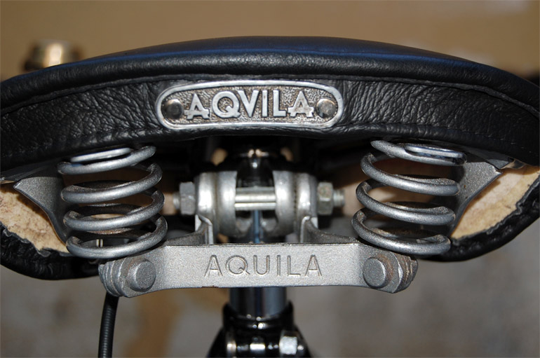 1940 Ancora Bicycle :: My Old Bicycle :: Franco Spernicelli (10)
