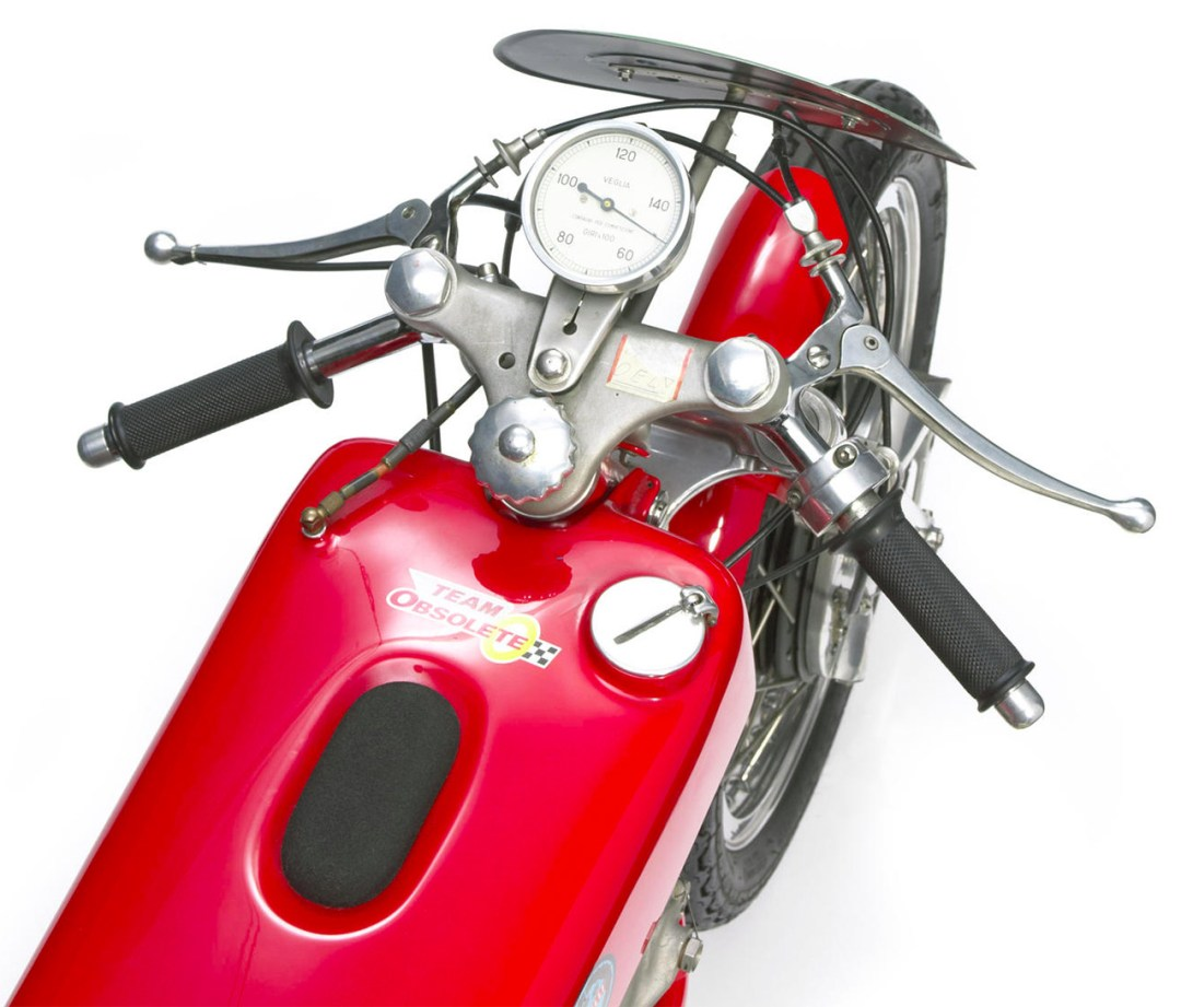 1958 Benelli 248cc Grand Prix Racing Motorcycle (2)