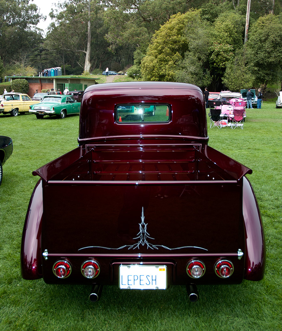 1941 Ford Pickup :: Interview with Owner David Pozzi (9)