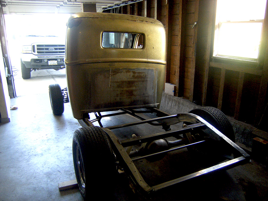 1941 Ford Pickup :: Interview with Owner David Pozzi