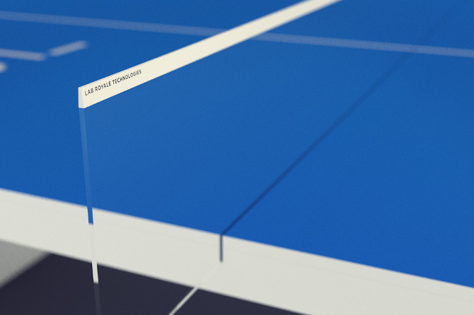 Table Tennis 2.0 :: By Robert Lindström (5)