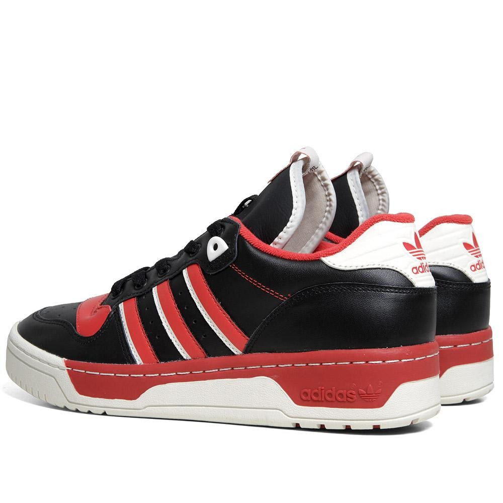 Adidas Consortium Rivalry Lo 'Chicago Bulls' (5)