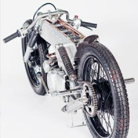 Andy Copeland :: First Time Motorcycle Builder