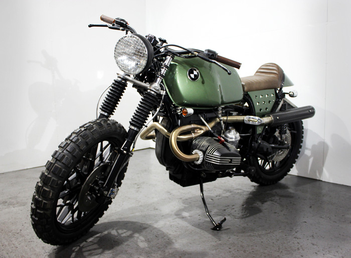 Kevils' Sarge :: via The Bike Shed