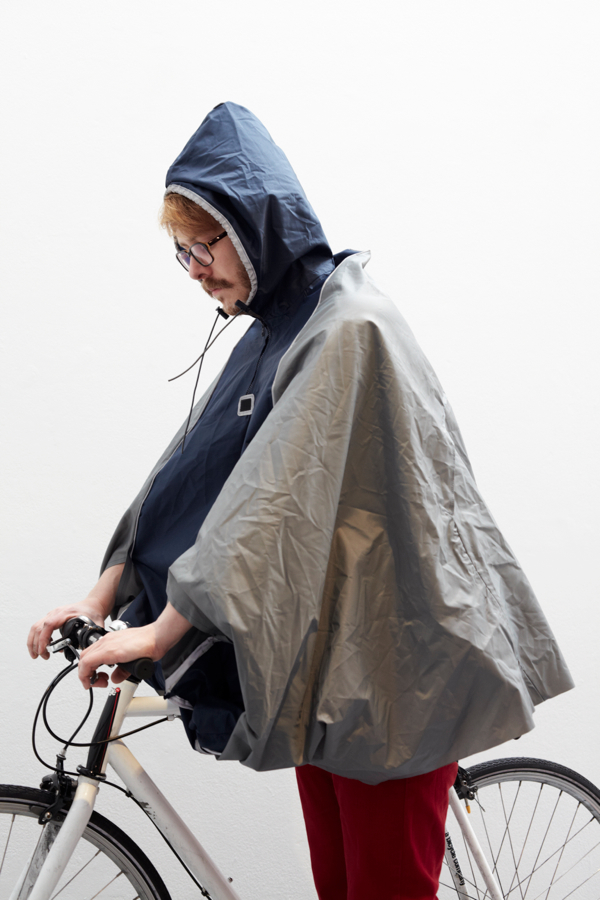 Bike Cover - Rain Cape