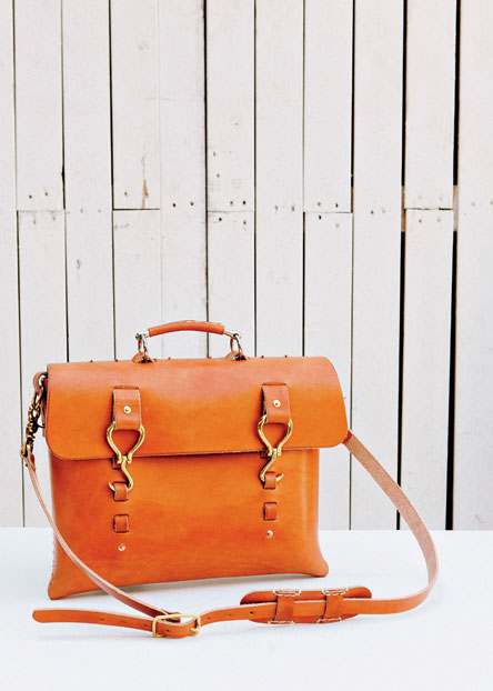 Runner-Up: Style + Design Borderstate: Leather Carryalls, Lexington, KY (est. 2012)