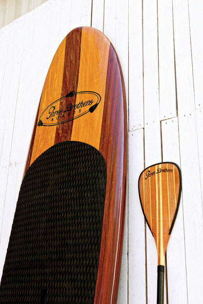 Runner-Up: Outdoor Three Brothers Boards: Stand-up Paddle Boards, Daytona Beach, FL (est. 2009)