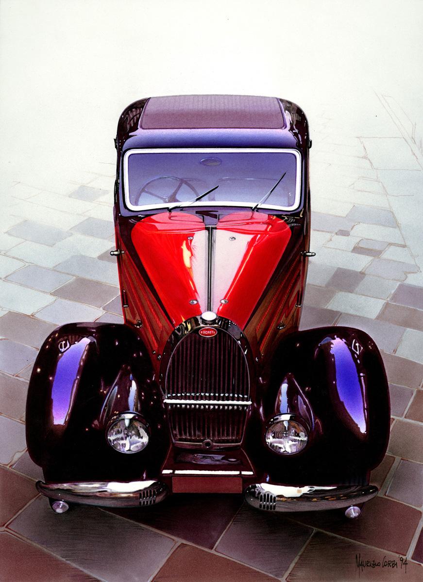 Bugatti 57V