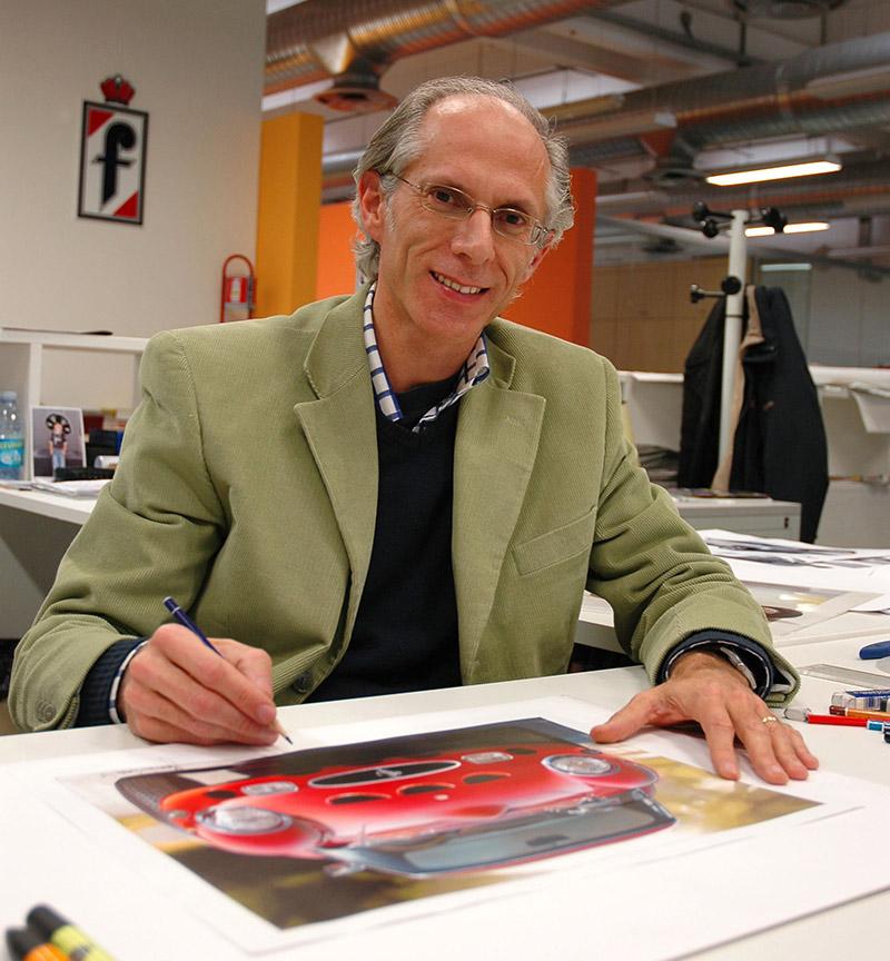 Pininfarina Designer Maurizio Corbi